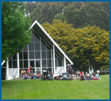 Hunua Falls Camp